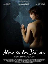 Alice, ou les désirs poster