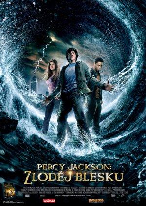 Percy Jackson & the Olympians: The Lightning Thief 3542x5000