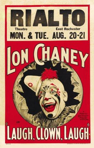 Laugh, Clown, Laugh 1904x3000
