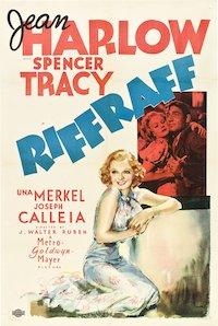 Riffraff poster