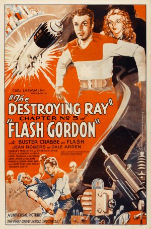 Flash Gordon 1960x2971
