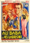 Ali Baba and the Forty Thieves Poster