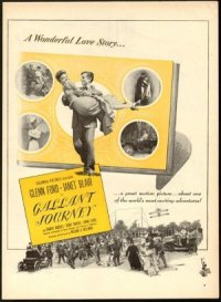 Gallant Journey poster