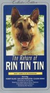 The Return of Rin Tin Tin Cover