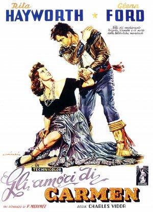 The Loves of Carmen 1760x2440