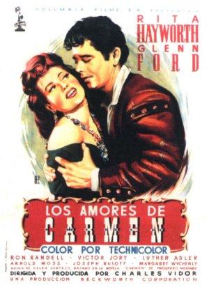 The Loves of Carmen 711x976
