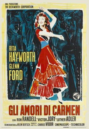 The Loves of Carmen 2047x2956