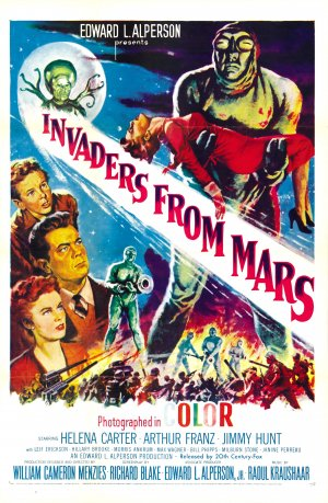 Invaders from Mars 1951x2984