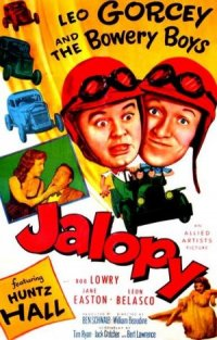 Jalopy poster