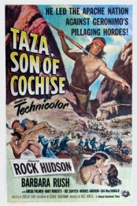 Taza, Son of Cochise poster
