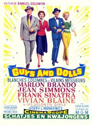Guys and Dolls 531x724