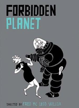 Forbidden Planet 339x464