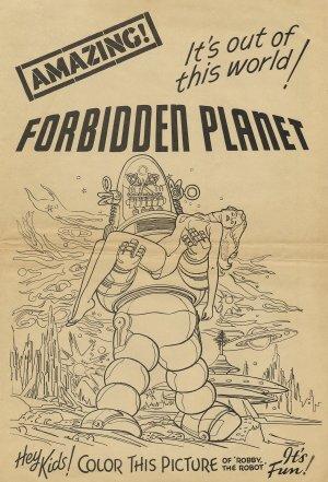 Forbidden Planet 1699x2499