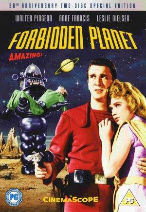 Forbidden Planet 3025x4401