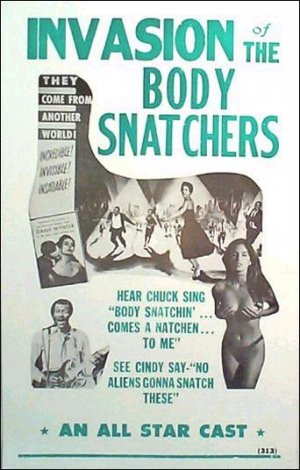 Invasion of the Body Snatchers 342x536
