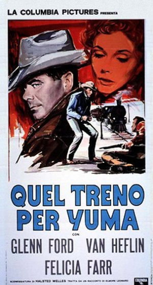 3:10 to Yuma Theatrical poster