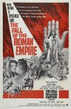 The Fall of the Roman Empire Poster
