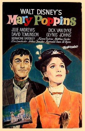 Mary Poppins 454x698