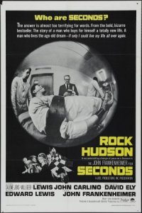 Seconds poster