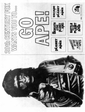 Planet of the Apes 394x518