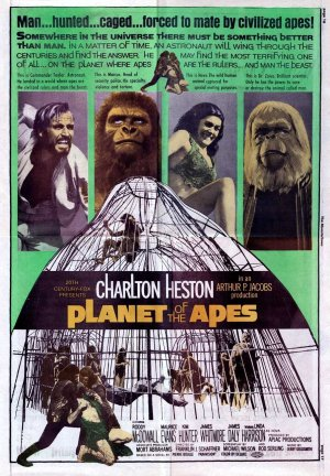 Planet of the Apes 895x1289