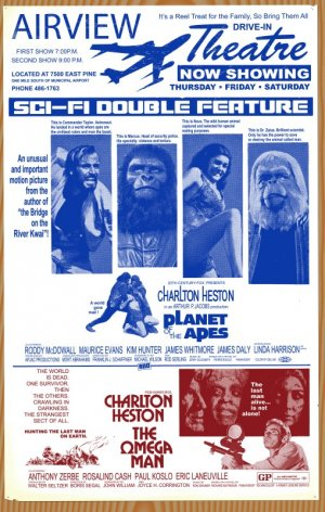 Planet of the Apes 509x800