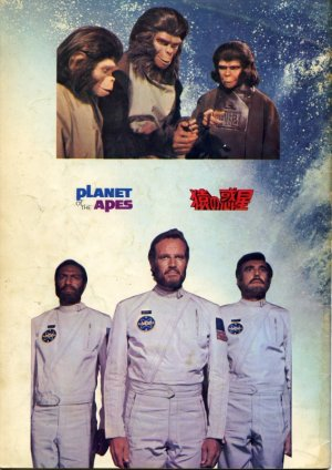 Planet of the Apes 566x800