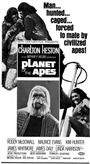 Planet of the Apes 380x688