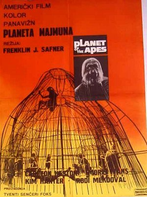 Planet of the Apes 300x403