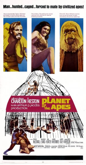 Planet of the Apes 895x1720