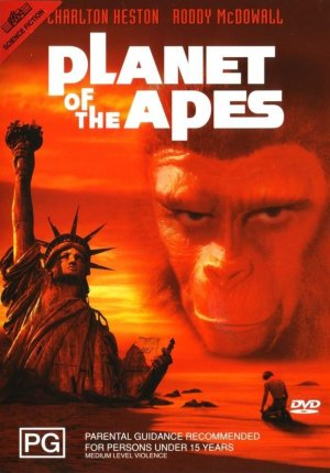 Planet of the Apes 698x1000