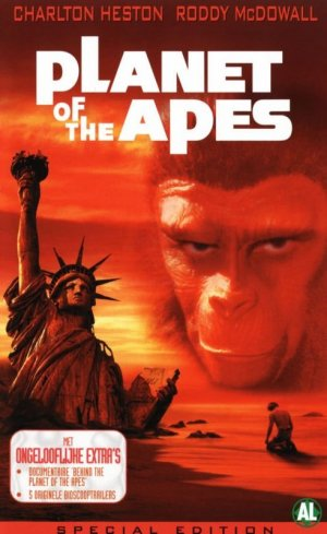 Planet of the Apes 491x800