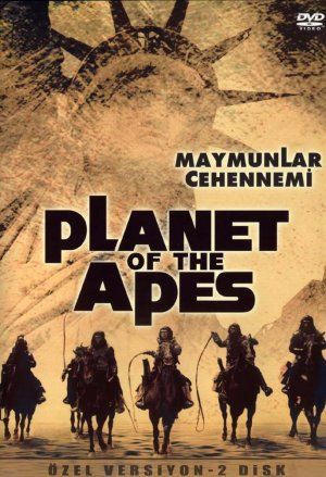 Planet of the Apes 683x1000