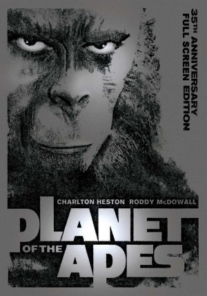 Planet of the Apes 701x1000