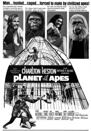 Planet of the Apes 763x1091