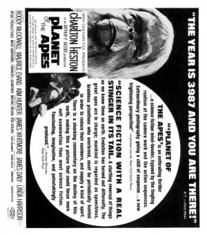 Planet of the Apes 507x574