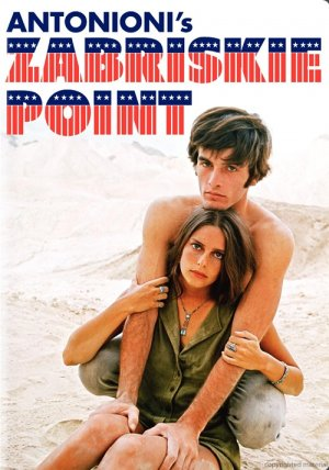 Zabriskie Point Dvd cover