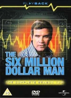 The Six Million Dollar Man 300x414