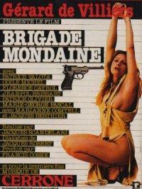 Brigade mondaine poster