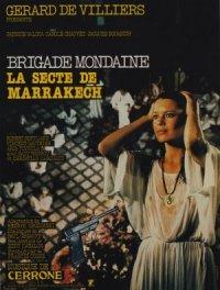 Brigade mondaine: La secte de Marrakech poster