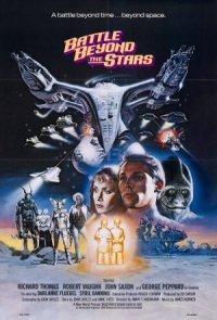Bitwa poza gwiazdami poster