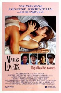 Maria's Lovers poster