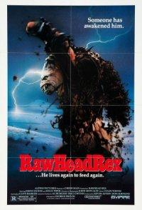 Clive Barker's RawHeadRex - Er ist das Grauen poster