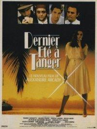Dernier été à Tanger poster