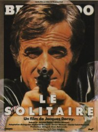 Le solitaire poster
