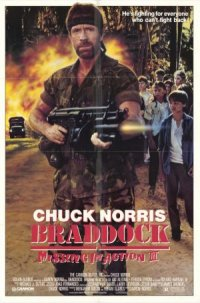 Braddock: Missing in Action III poster