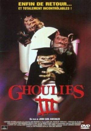Ghoulies III: Ghoulies Go to College 348x500