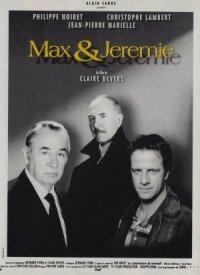 Max und Jeremy poster