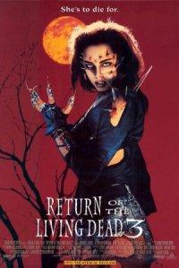Return of the Living Dead III poster