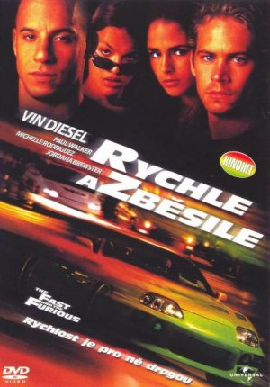 The Fast and the Furious 419x600
